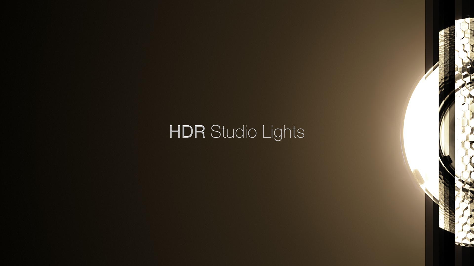 & HDR Studio Lights u2014 Pingo van der Brinkloev - VFX artist azcodes.com