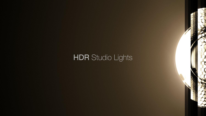 HDR Studio Lights — Pingo van der Brinkloev - VFX artist