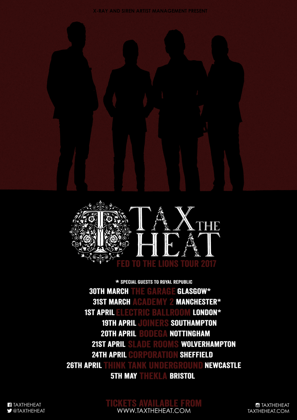 Tax-The-Heat-Spring-UK-Tour-2017