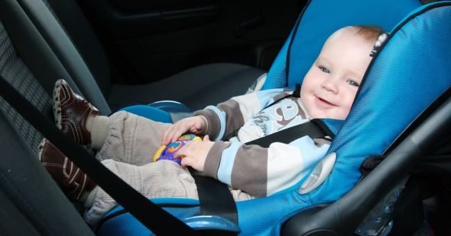 Baby car seats available €10 per hire
