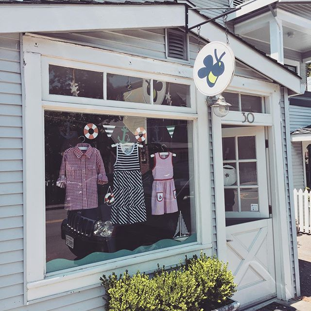 Busy Bees   Preppy kids clothes boutique recently featured in GOOP.