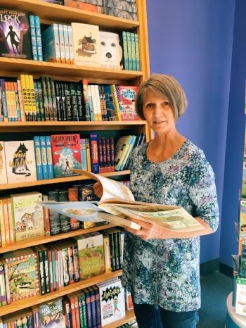 Susan Kunhardt picks the best read-aloud family books for Hoodvibe.