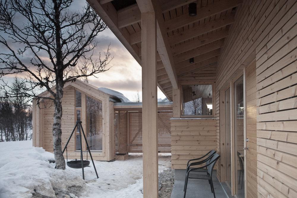 Hytte Venabygdsfjellet, 2015