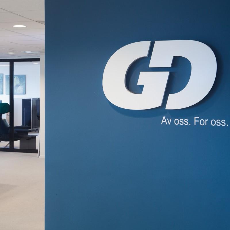 GD Hovedkontor, 2015