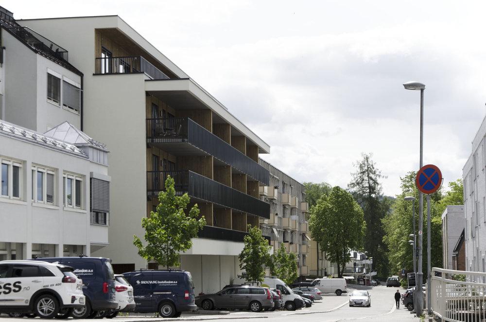 Grønstads gate 51/53, 2018