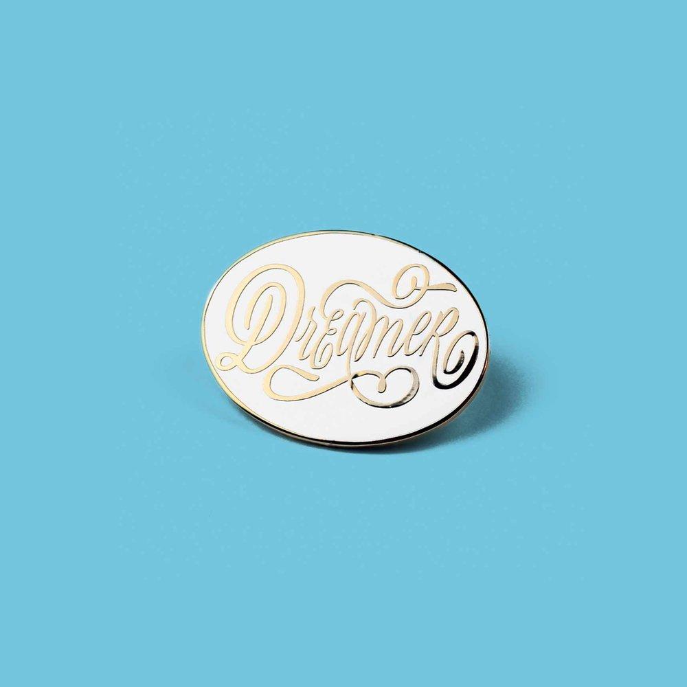 Dreamer Brooch | €12,00