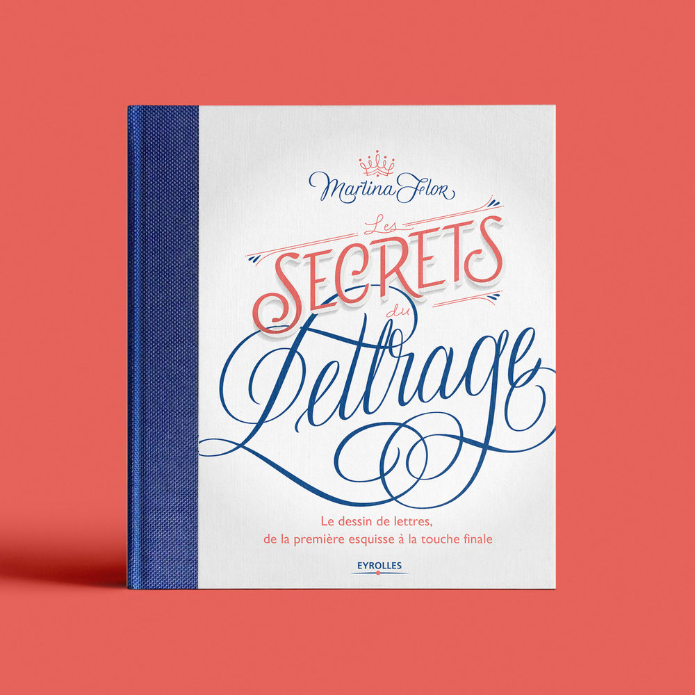 Les Secrets de Lettrage | €29,80