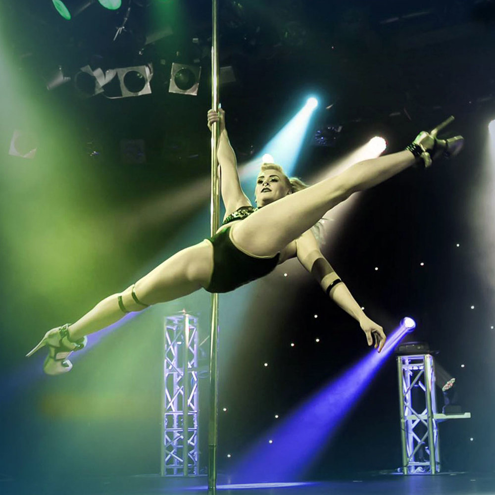 15 Tips For A Great Pole Performance - Because performing is not something that comes naturally to me — I get VERY nervous — I've put a lot of thought into what the recipe is for a great performance. Here's my list of the top things to keep in mind to make a great routine. (Written for the International Pole Convention Blog)Read More
