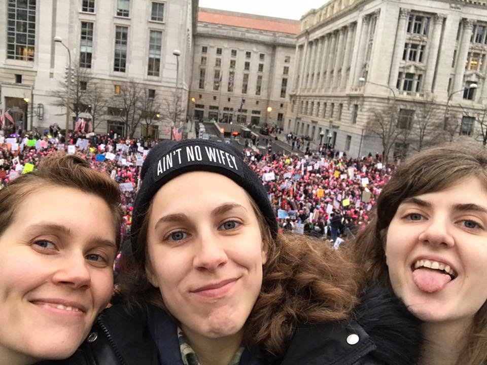 On Why I March, and Why You Don't Need Feminism, from a Feminist Pole Dancer - I did not used to want to have anything to do with Feminism. My mother was certainly not a feminist. In fact, she was against