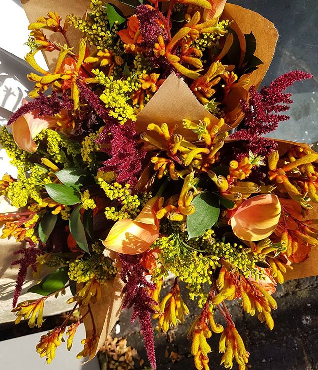 Another gorgeous day and these stunning autumnal coloured blooms to go with it! 😍🧡💛❤ £10 a bunch and available now from @shopfalconsnest  We're open Wed to Sun 10am - 4pm  #thefalconsnest #painswick #giftshop #shoplocal #autumn #cotswolds #thecotswolds #lovelocal #supportsmall #flowers #gloucestershire #pretty #craft #shopping #cards #gifts #art #lovepainswick #buysmall #cardshop #indieshop #freshflowers