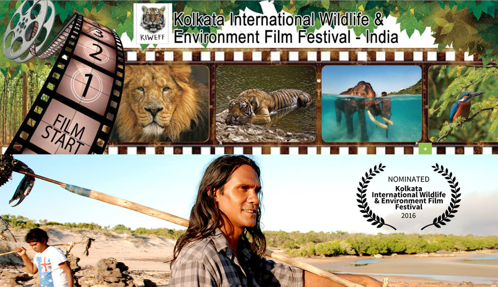 November 28, 2016 NATURE NEEDS YOU INDIAN PREMIERE      Nature Needs You     has been nominated in the short film section of the  Kolkata International Wildlife and Environment Film Festival.     The Kolkata International Wildlife & Environment Film Festival is chosen as most popular people's choice festival of Asia, and has a following of nearly 150,000 on Facebook.    Films from across the globe will play to the central theme of protecting and loving our wildlife with art and will screen in 10 auditoriums throughout the culturally rich city of Kolkata in India.    This year is their biggest fest ever as films will play during the 2,3,4 December.    Nature Needs You screens on 3rd Dec 10am-12pm at Mahajati Sadan.