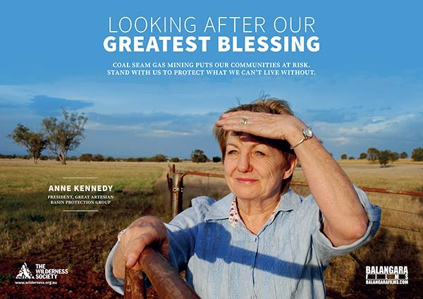 Our Greatest Blessing - Coal Seam Gas puts communities at risk