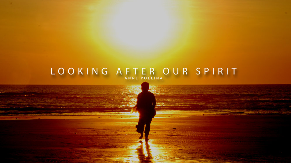 Looking After Our Spirit - Families stand to protect their home
