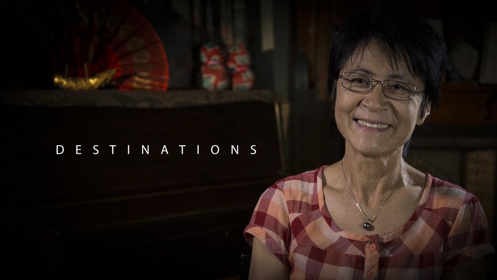 Destinations - Chinese cancer survivors