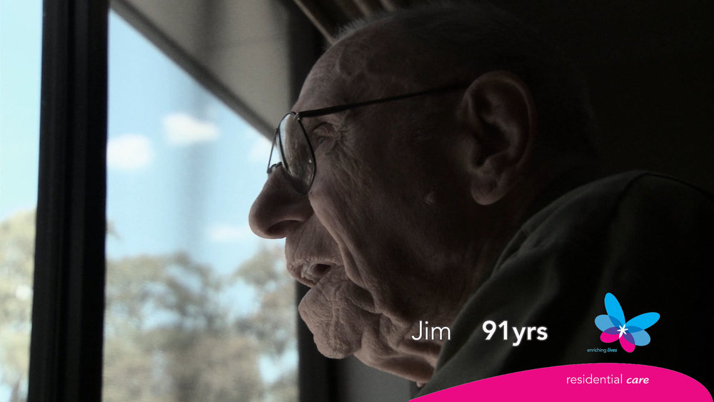 Blue Cross Ad campaign - Respite, Residential and Community care