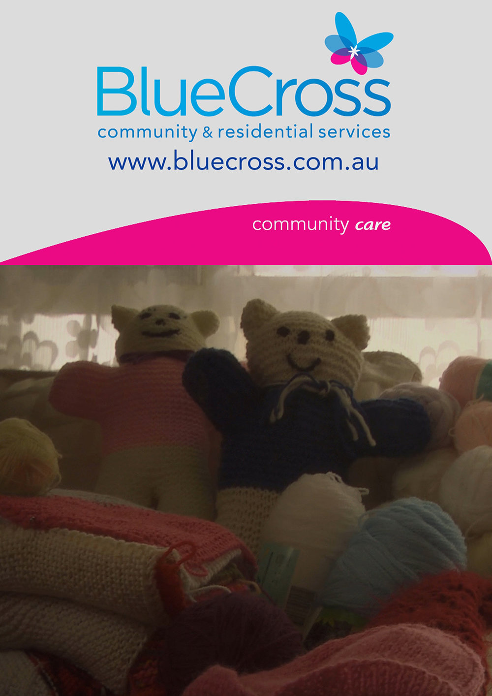 Blue Cross: Community