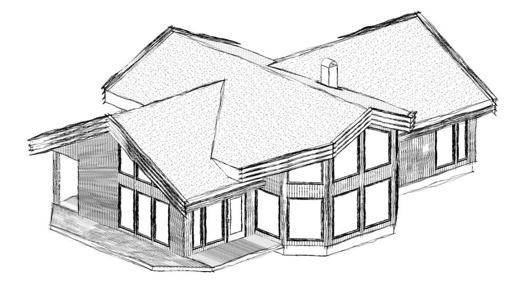 Nordmannskjørkja  Areal: 114 m2 Soverom: 5