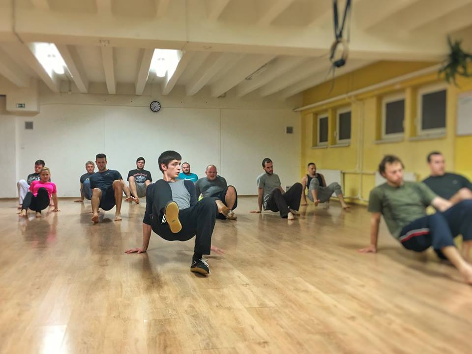 Freedom IN motion workshop - martial arts / capoeira / dance / acrobatics