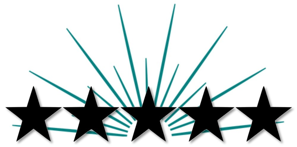 5 Star Service meets 5 Star Reviews - we love feedback. submit yours below.