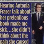 Hearing Antonia...