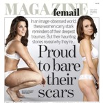 Proud to bare...