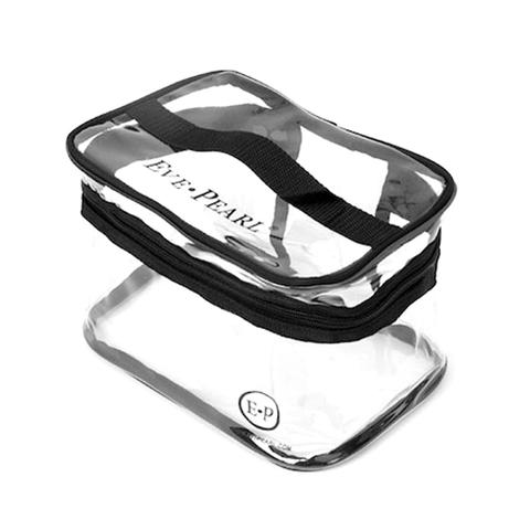EVE PEARL - ESSENTIAL CLEAR MAKEUP BAG -