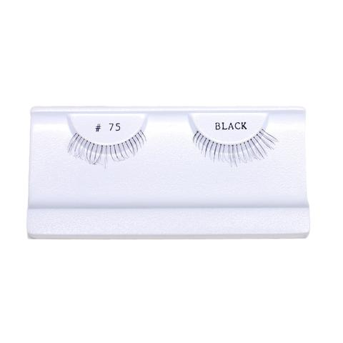 define your bottom lashes with the monday lash in