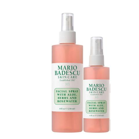 MARIO BADESCU FACIAL SPRAY WITH ALOE, HERBS, AND ROSEWATER  -