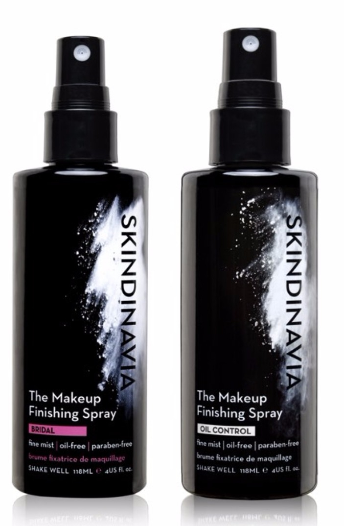 SKINDINAVIATHE MAKEUP FINISHING SPRAY -