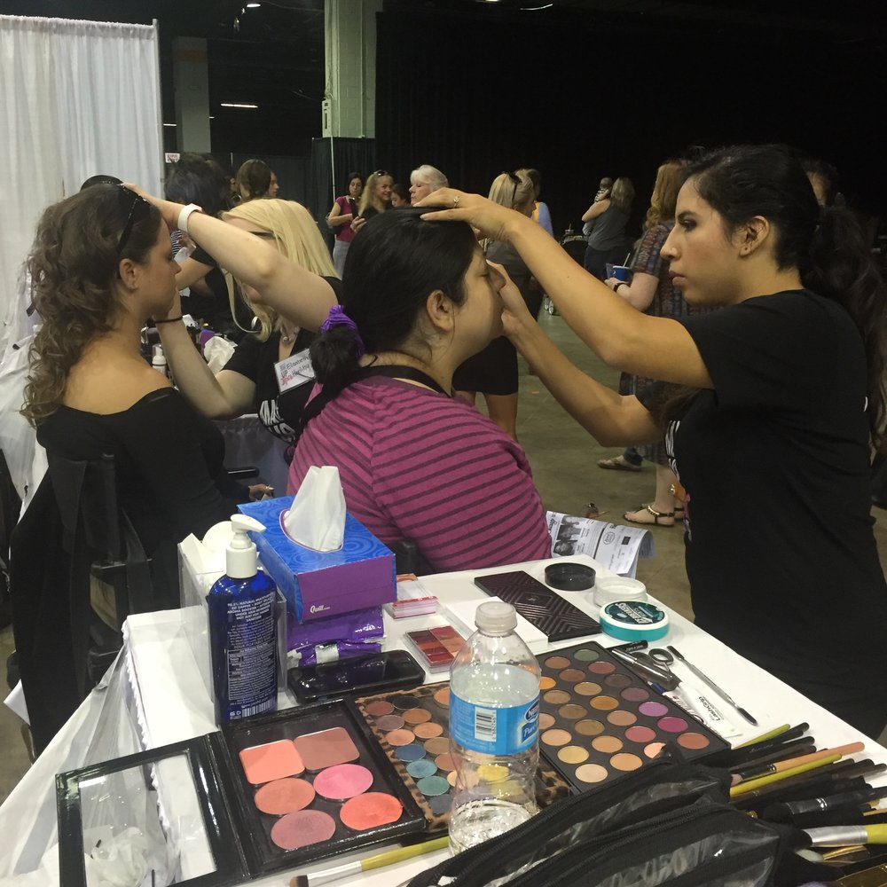 Make Up First Chicago Women's Expo 2017 3