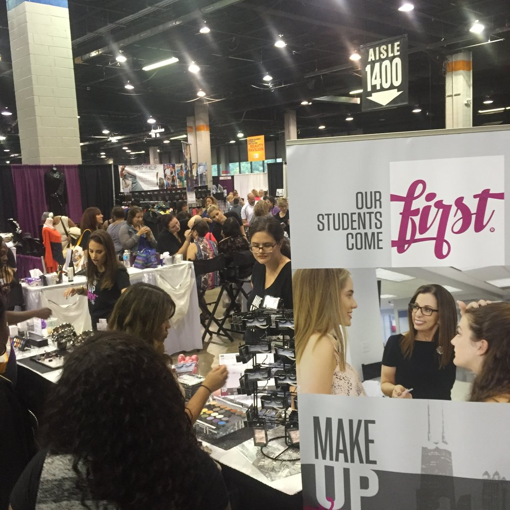 Make Up First Chicago Women's Expo 2017 8