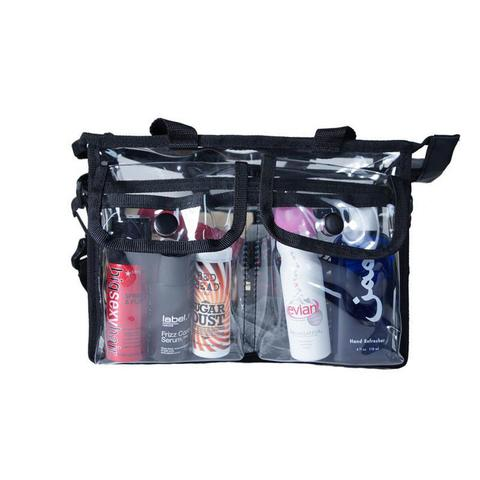 Make Up First Stilazzi Clear Makeup Set Bag
