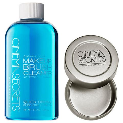 Make Up First Cinema Secrets Brush Cleaner Pro Starter Kit