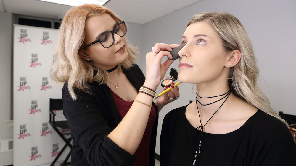 Turn your passion into a career with our makeup artistry certification program!