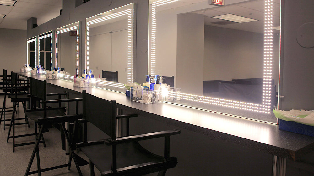 Space Rental at Make Up First