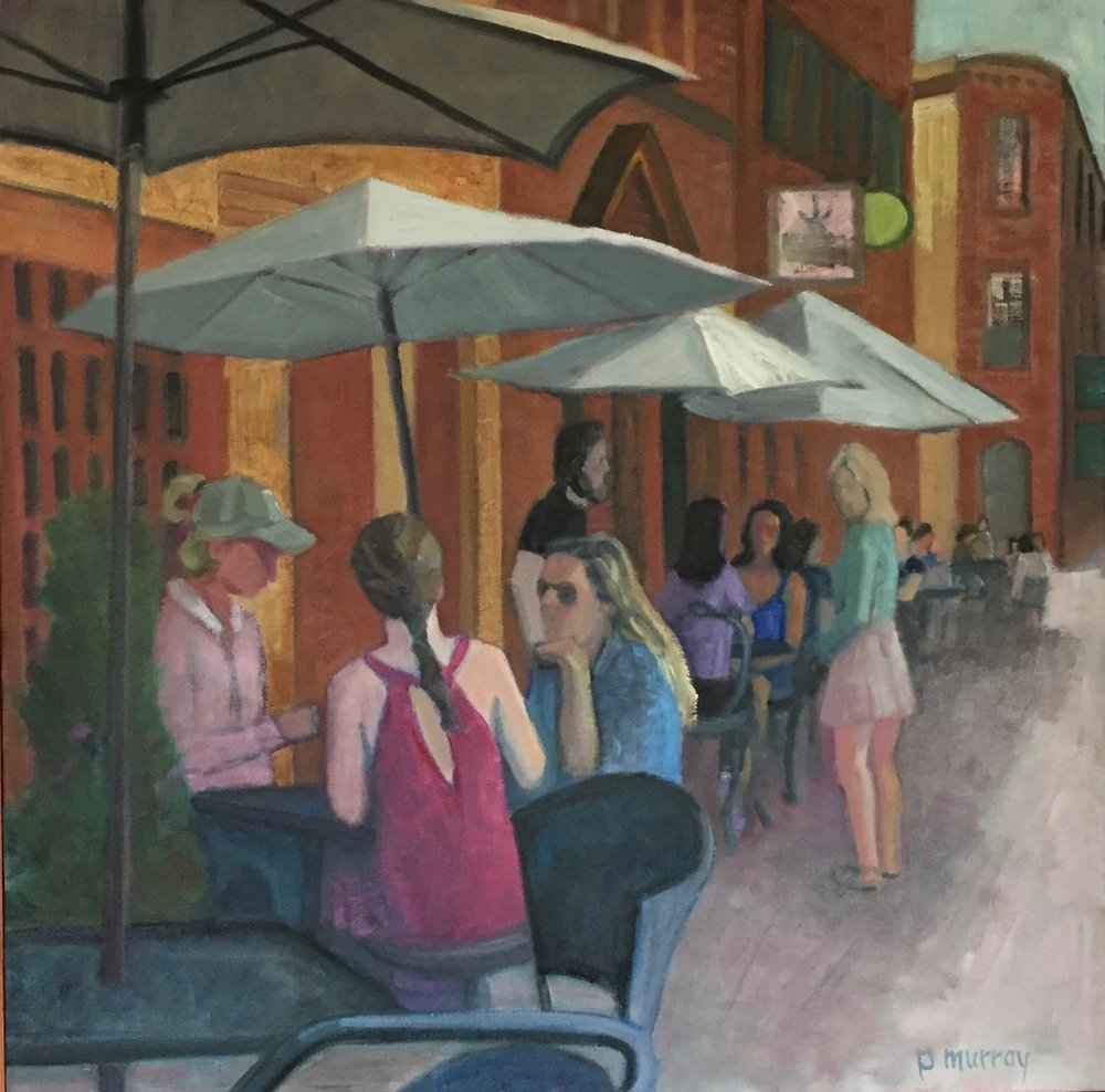 Outdoor Dining in Newburyport