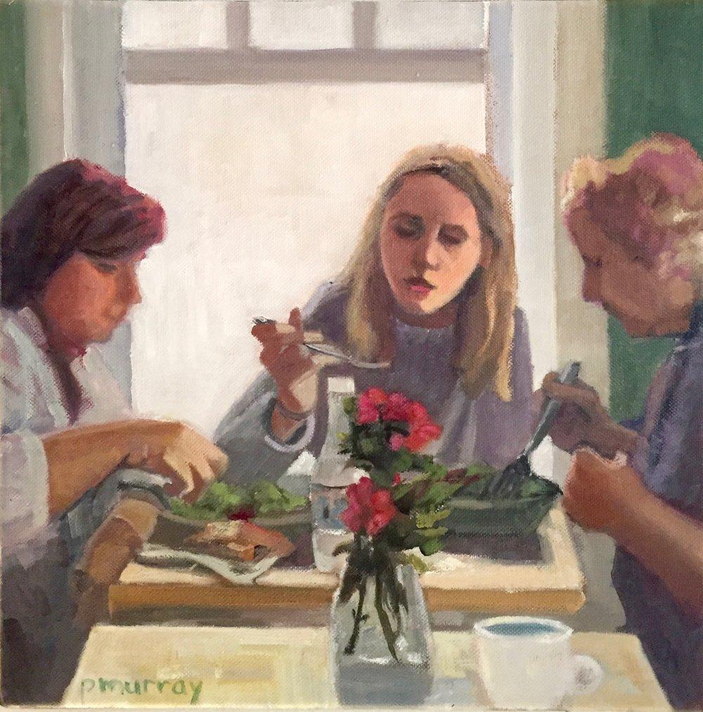 Three Generation Lunch