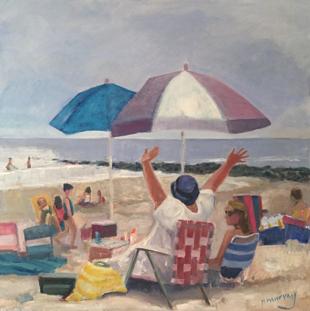 Beach Day, Wallis Sands, NH