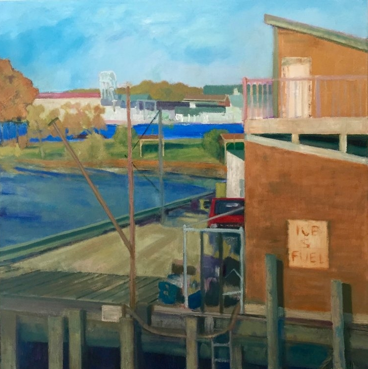Peirce Island Wharf View #3