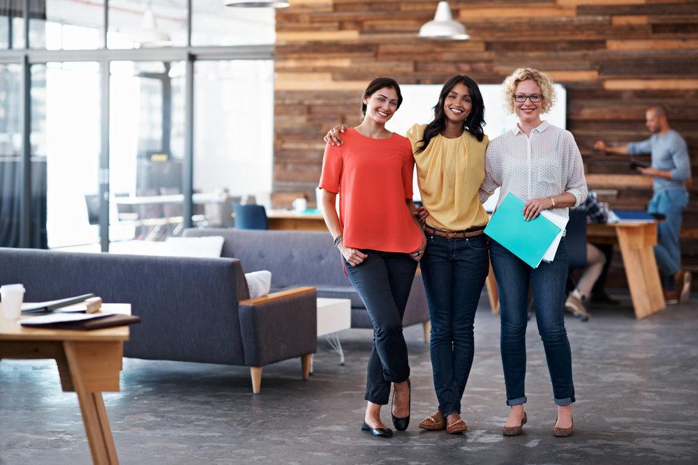 Diversity - Women Cofounders