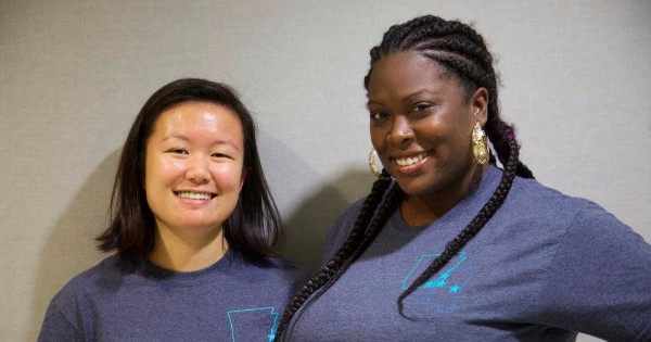 Valerie Soon (Duke) and Porshé Garner (University of Illinois, Urbana-Champaign)
