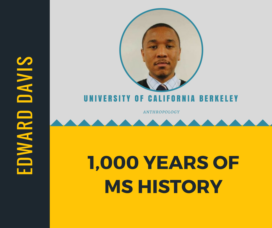 """1,000 Years of Mississippi History""   Edward Davis,  University of California Berkeley"