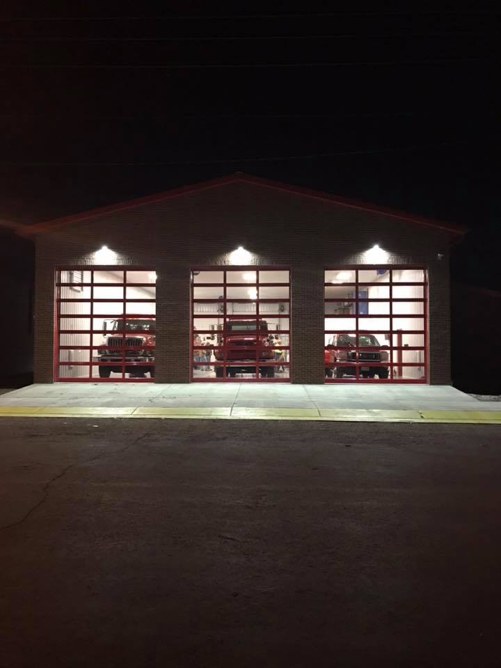 (Photo courtesy of Greenview Fire Department)