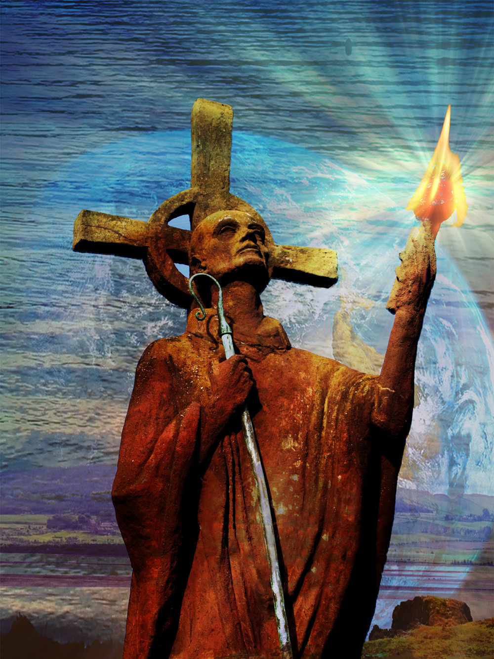 St. Aidan.