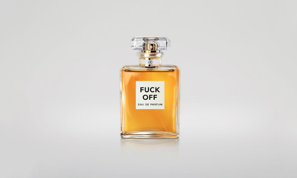 Monday morning fragrance.