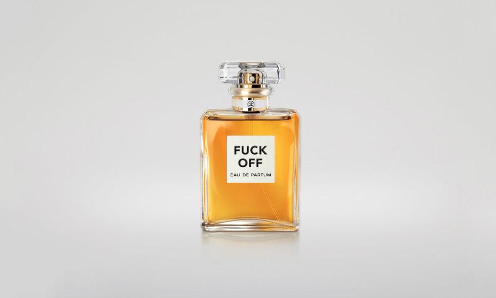Monday morning fragrance.