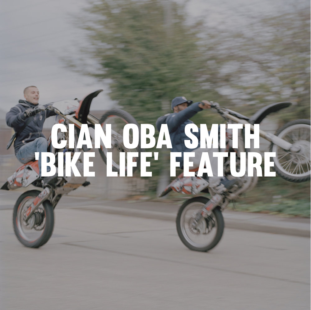 On industrial estates on the outskirts of London, groups of young men are gathering on mopeds, motorbikes and even quad bikes. These young men form part of a growing underground subculture known as 'Bike Life'.....