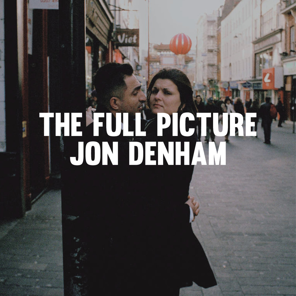 It's that time again  where we delve into another fascinating story behind a photograph. The next photographer to take part in our 'Full Picture' feature is Jon Denham. Jon tells us the real story behind the photograph below that he shot in Soho in London…