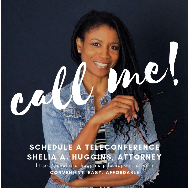 Schedule Your Teleconference! - I provide teleconferences for as little as $45.00.Schedule a teleconference 24/7 from the comfort of your home at a time that works for you.Get the advice that you need.Make informed decisions.You don't have to make legal decisions alone.SCHEDULE NOW!