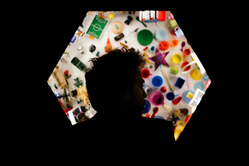 """""""Museu da Existência"""", 2016. Uma criação Amarelo Silvestre,"""